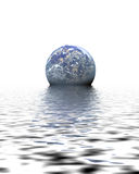 Giorno del mondo dell'acqua Fotografia Stock Libera da Diritti