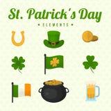 Giorno del ` s di St Patrick Immagini Stock Libere da Diritti