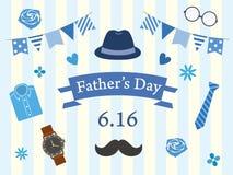 Giorno del `s del padre illustrazione vettoriale