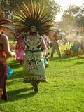 Giorno dell'Azteco messicano morto di festa Fotografia Stock
