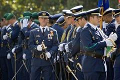 Giorno dell'esercito Immagine Stock Libera da Diritti