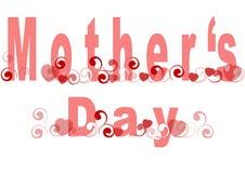 Giorno della madre Fotografia Stock