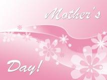 Giorno della madre! Fotografia Stock