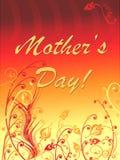 Giorno della madre! Fotografia Stock Libera da Diritti