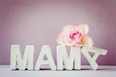 Giorno della madre felice! Fotografia Stock Libera da Diritti