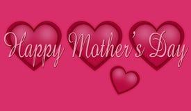 Giorno della madre felice Immagine Stock Libera da Diritti