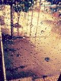 Giorno della pioggia Immagini Stock Libere da Diritti
