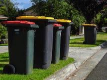 Giorno 2 1 della raccolta dei rifiuti di 1 Fotografia Stock Libera da Diritti