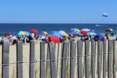 Giorno della spiaggia Immagini Stock Libere da Diritti
