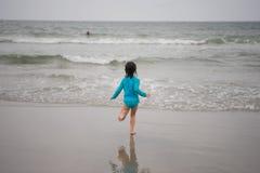 Giorno della spiaggia Fotografia Stock