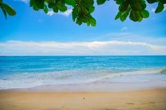 Giorno della spiaggia Immagine Stock
