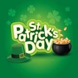 Giorno della st Patrick illustrazione di stock