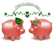 Giorno della st Patrick felice immagine stock libera da diritti