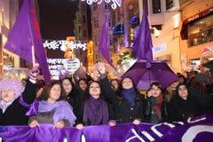 Giorno delle donne Immagini Stock Libere da Diritti
