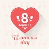 Giorno delle donne Immagine Stock
