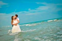 Giorno delle nozze Immagini Stock Libere da Diritti