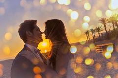 Giorno delle nozze Fotografia Stock
