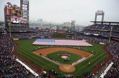 Giorno di apertura di Phillies Fotografia Stock Libera da Diritti