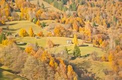 Giorno di autunno Immagine Stock