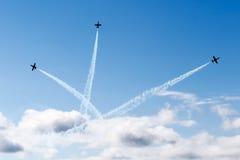 Giorno di aviazione fotografia stock