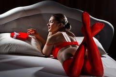 Giorno di biglietti di S. Valentino fotografia stock libera da diritti