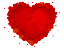 Giorno di biglietti di S. Valentino illustrazione vettoriale