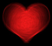 Giorno di biglietti di S. Valentino, fondo Fotografie Stock Libere da Diritti