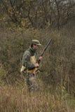 Giorno di caccia Fotografia Stock Libera da Diritti