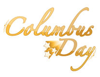 Giorno di Columbus Immagine Stock