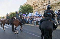 Giorno di Gerusalemme Fotografia Stock Libera da Diritti