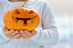 Giorno di Halloween Fotografie Stock