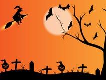Giorno di Halloween Fotografia Stock