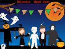 Giorno di Halloween Immagini Stock