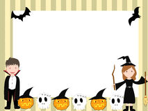 Giorno di Halloween Fotografia Stock Libera da Diritti