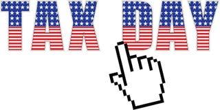 Giorno di imposta Immagine Stock Libera da Diritti