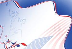 Giorno di indipendenza Fotografie Stock Libere da Diritti