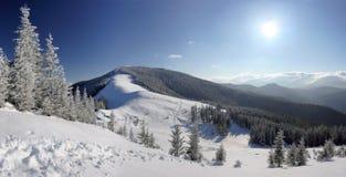 Giorno di inverno immagini stock