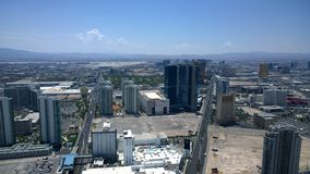 Giorno di Las Vegas Fotografie Stock Libere da Diritti