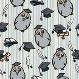 Giorno di laurea Illustrazione di Stock