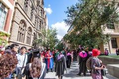 Giorno di laurea di Rmit Fotografia Stock Libera da Diritti