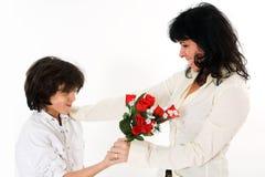 Giorno di madri Immagini Stock