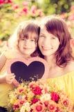 Giorno di madri Fotografie Stock