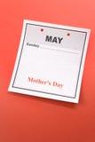 Giorno di madri Fotografie Stock Libere da Diritti