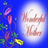 Giorno di madri Illustrazione Vettoriale