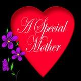 Giorno di madri illustrazione di stock