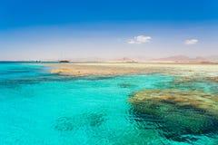 Giorno di Mar Rosso Fotografia Stock