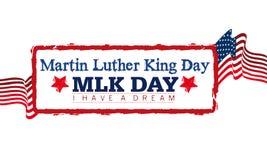 Giorno di Mlk Immagini Stock Libere da Diritti