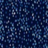 Giorno di molla piovoso Fotografie Stock Libere da Diritti