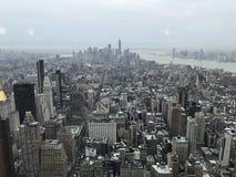 Giorno di New York fotografia stock