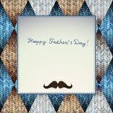 Giorno di padre felice illustrazione di stock